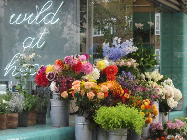 Image result for Wild at Heart florist london